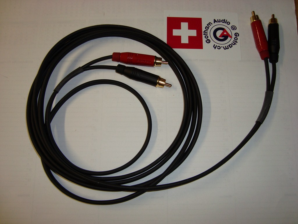 Gotham AG - Gotham Cables - Konfektionierte Kabel - powered by Contrexx